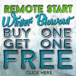 Remote Start Sale